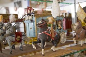 Prancing Horse Toy